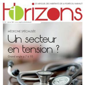 Horizons n° 40