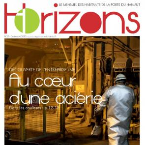 Couverture Horizons n°55