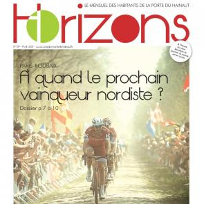 Couverture Horizons n°59